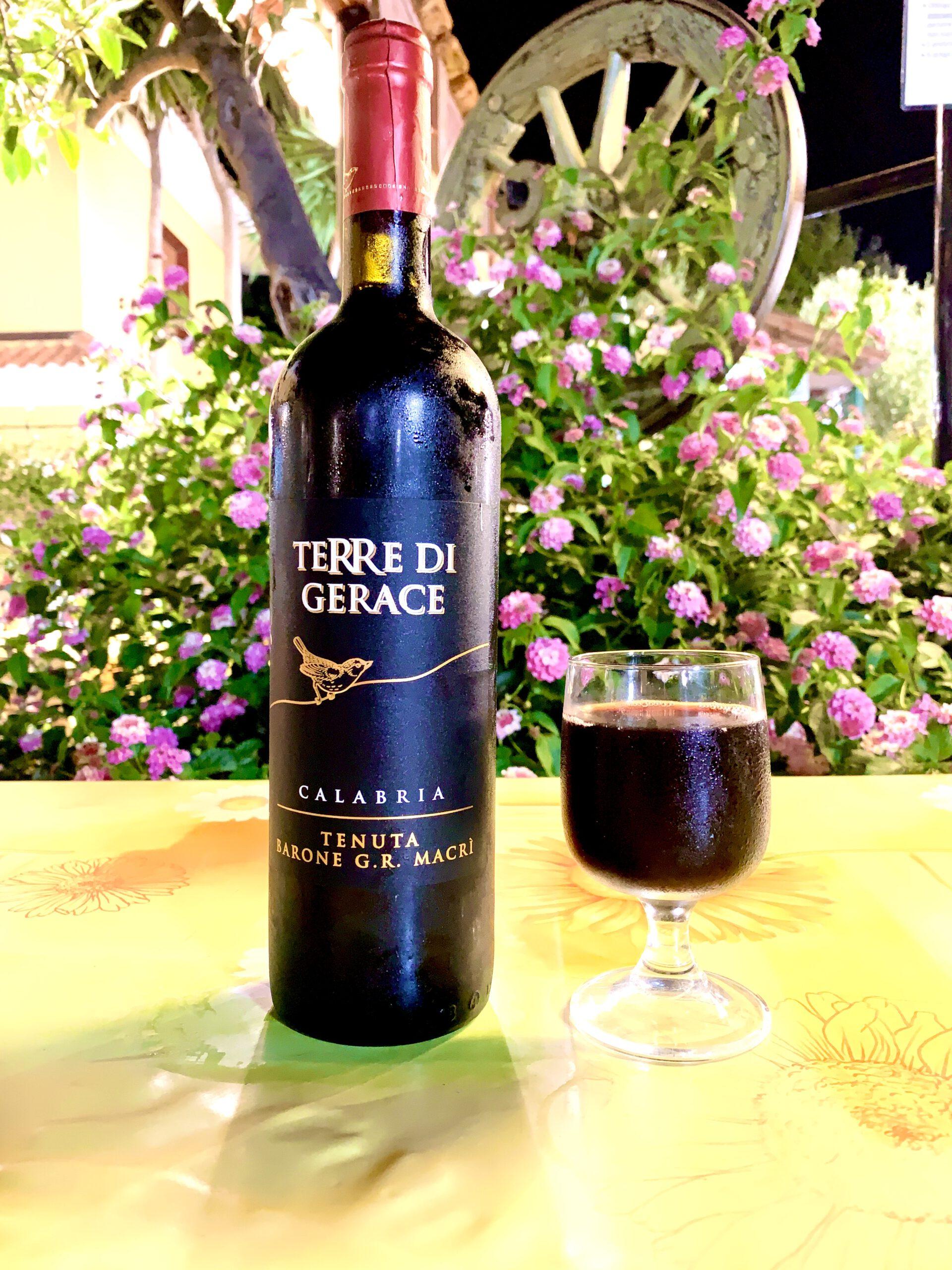 Greco Nero Nerello Calabrese (I.G.T.)