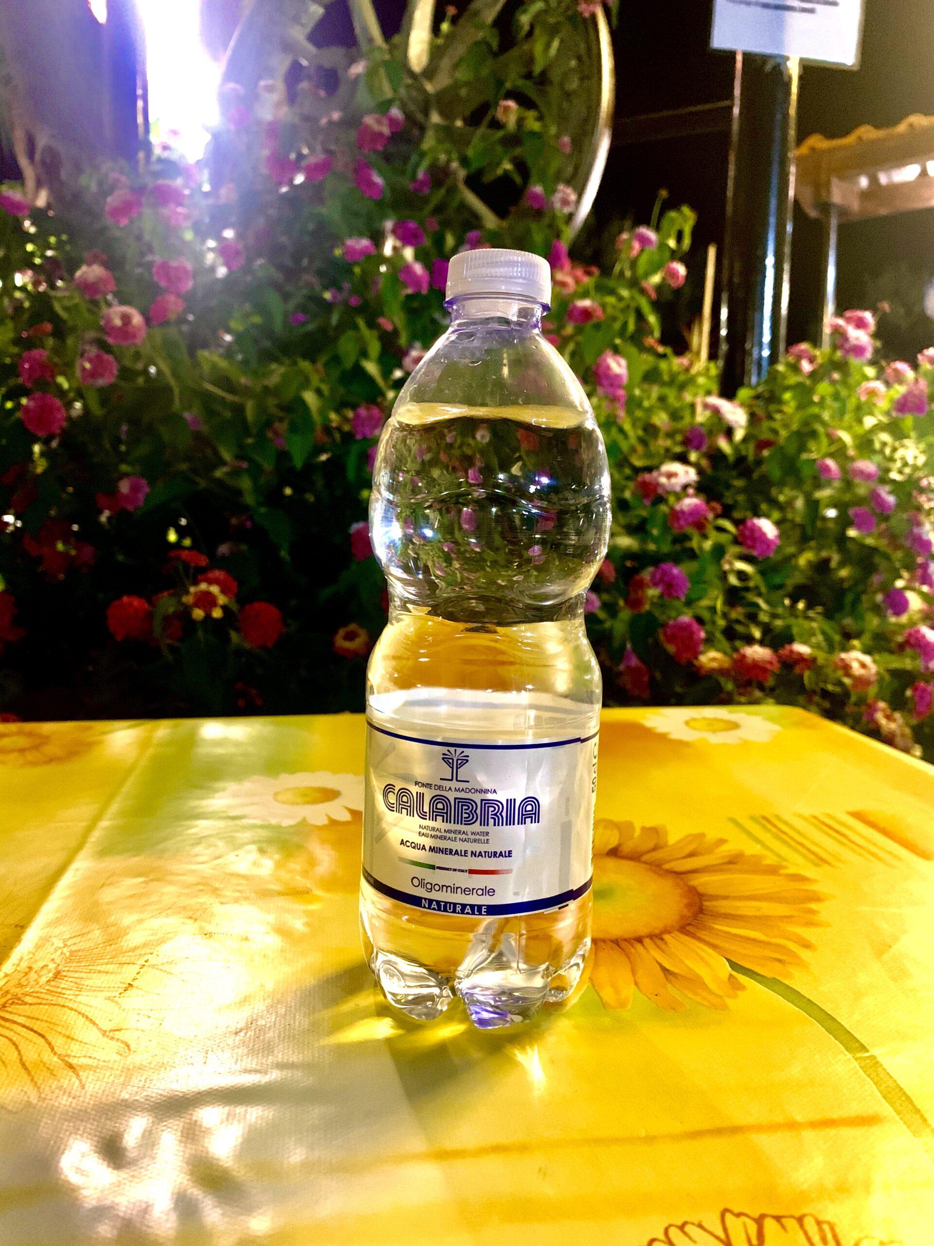 Acqua liscia da ½ litro