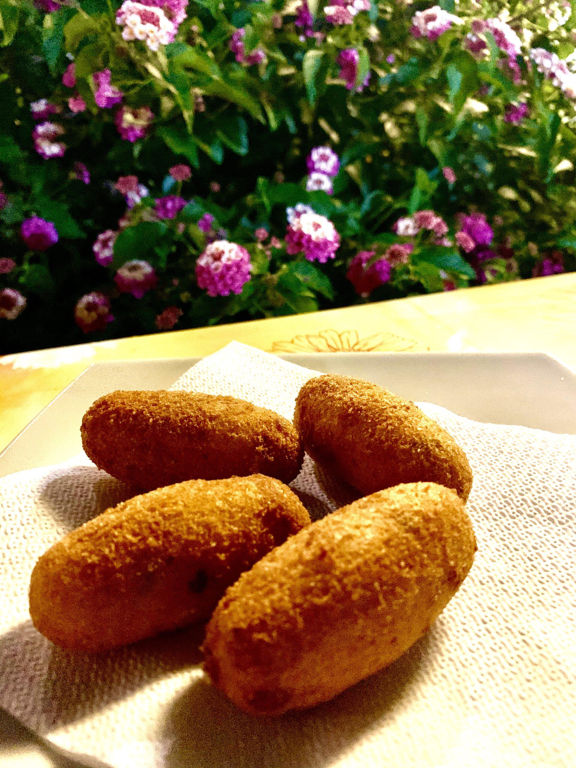 Crocchette di patate (4 pezzi)